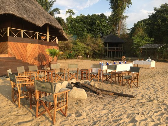 Kungwe Beach Lodge Updated 2018 Prices Reviews Mahale Mountains National Park Tanzania Tripadvisor