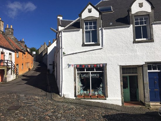 Culross, UK: Lallybroch