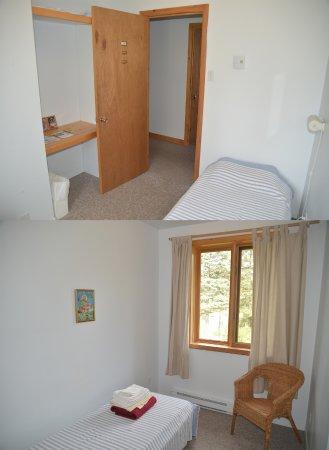 Val Morin, Canada : single rooms