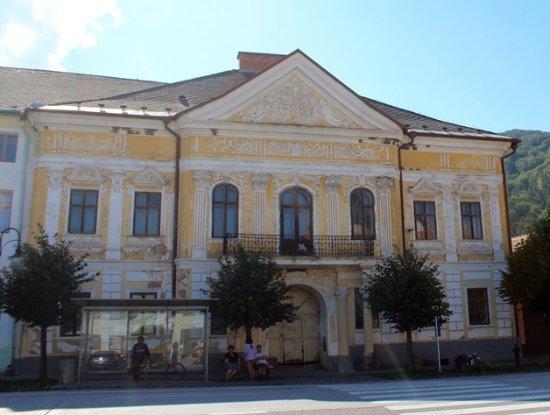 Stitnik, Słowacja: Radnica