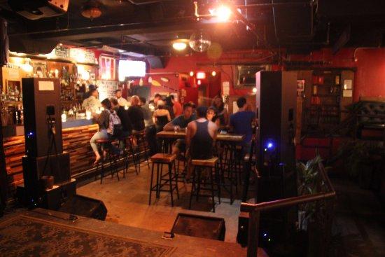 Firehouse Lounge