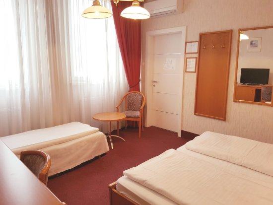 Appartement (2 Schlafzimmer) 5 Personen - Bild von Haydn Hotel ...