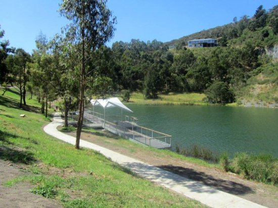 Ferntree Gully Quarry Reserve