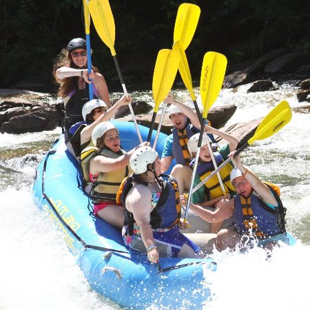 Cleveland, Теннесси: Ocoee River Middle Trip with Micah guiding!