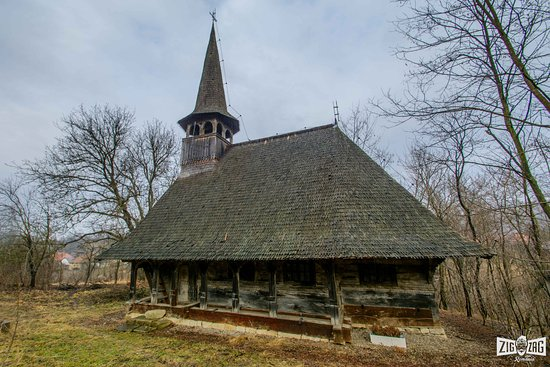 The Wooden Church in Nadis