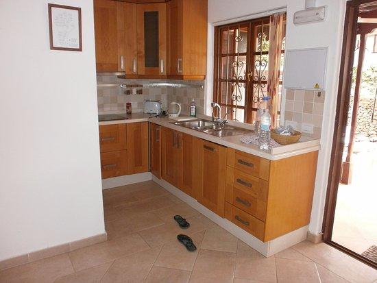 Casas del Sol Servicios: Kitchen
