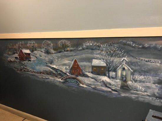 Dalton, MA: Unexpected murals