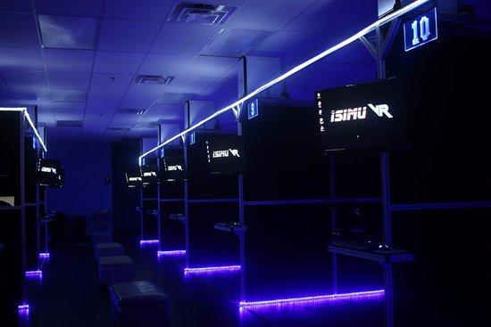 iSimu VR: VR Station 6-12