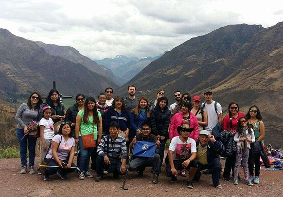 Peru Adventure Trek - Day Tour: Muy felices .... gracias en confiar en Peru Adventure Trek