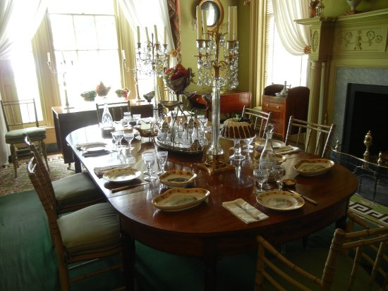 Garrison, NY: The Dining Room