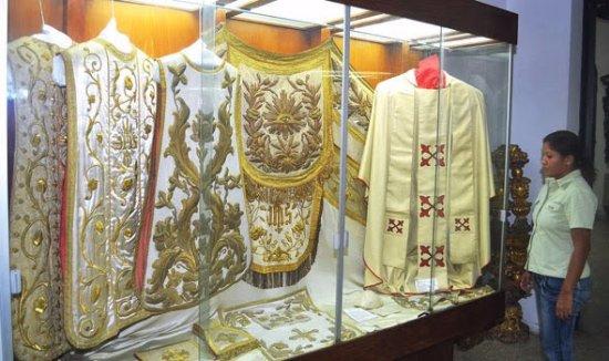 "Museo de Arte Sacro ""Monseñor Cárlos Geriche Suárez"""