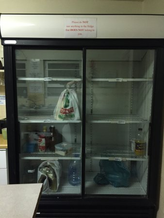 Amakaya Backpackers & Apartments: Fridge