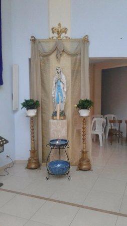 Catena, Italy: madonna Immacolata