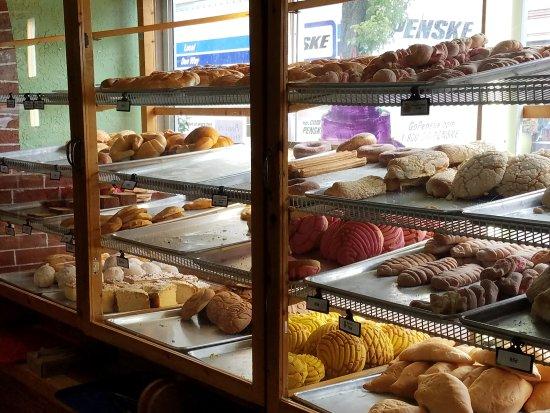 นิวเบิร์ก, ออริกอน: Gonzalez Panaderia Y Taqueria