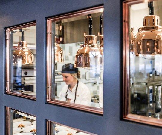 Norrtalje, Sweden: Bilder från restaurangen