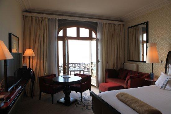 Chambre 214 photo de le grand hotel cabourg mgallery for Chambre 414 grand hotel cabourg