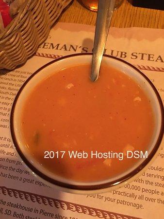 Pierre, SD: Soup