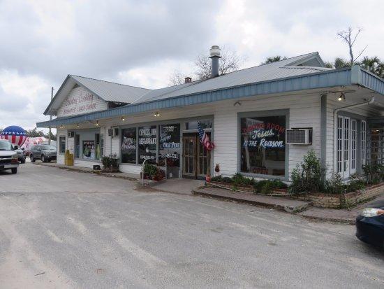 Cross City, FL: Exterior - The Cypress Inn