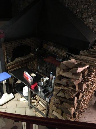 Ma Grand Mere : Cuisine au feux de bois