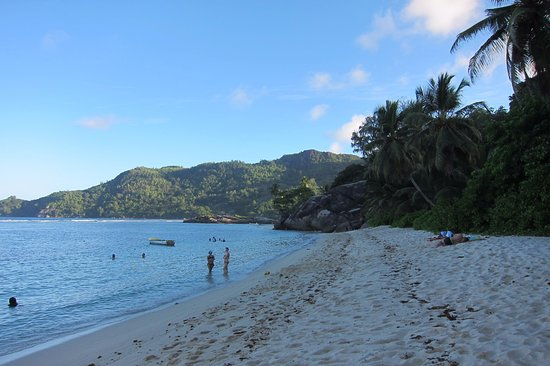 Captain's Villa: La plage à proximité
