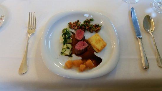 Kuppenheim, Germany: Rücken vom Limousin-Lamm