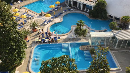 Hotel Ariston Molino Buja Abano Terme Recensioni