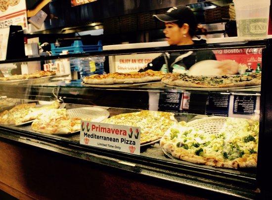 Pizzeria Regina : Order place