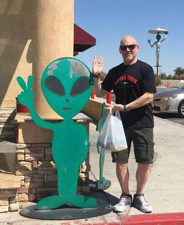 Baker, CA: AFJ don't get abducted!!