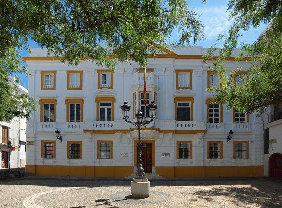 Badajoz, Španielsko: Edificio