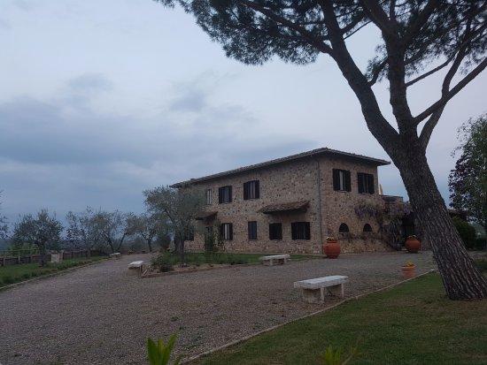 Quercegrossa, Italië: Una de las estancias