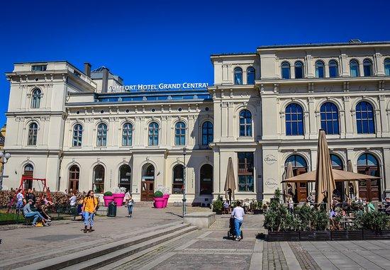 Comfort Hotel Oslo Grand Central