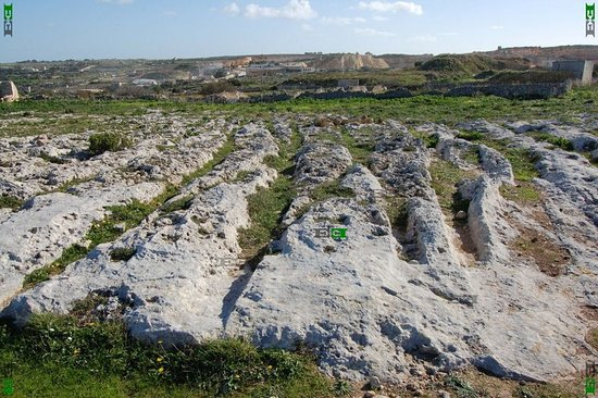 Cart Ruts : Gigantic stones were transported thousands of years ago across Malta using an unknown transporta