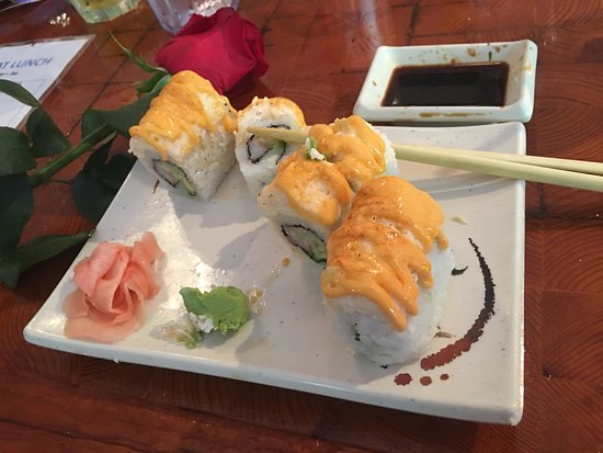 Horizen Restaurant : MOTHERS DAY at HORIZON SUSHI on Scenic Hwy. AWESOME 🌹🌹🌹🌹