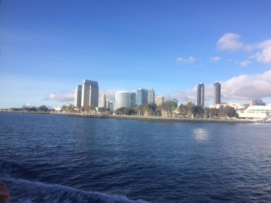Welk Resort San Diego: Harbor Cruise-San Diego