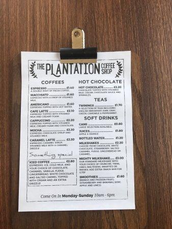 The Plantation Coffee Shop