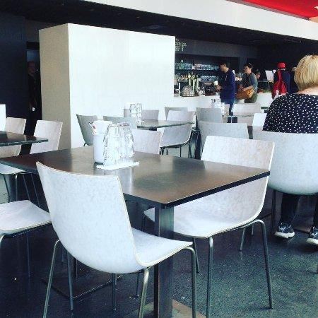 Cafe Kiasma : 店内の様子