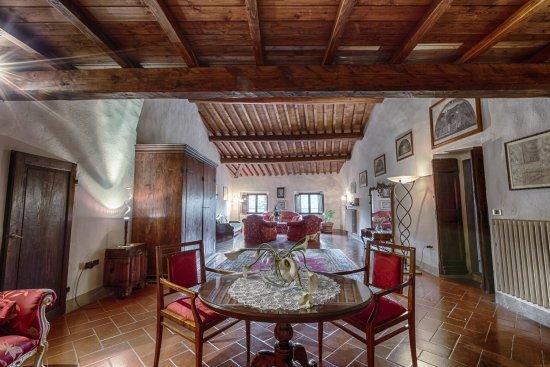 Vicchio, Italia: Second floor