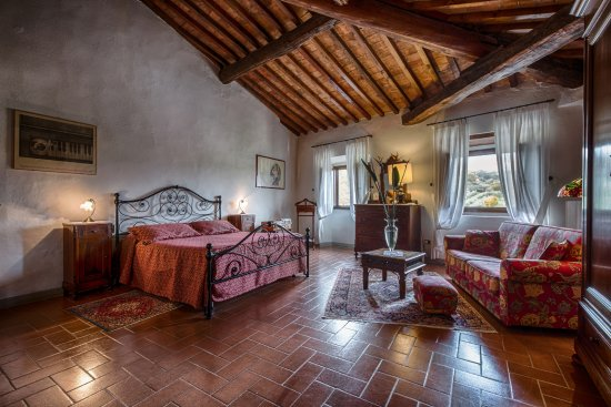 Villa Campestri Olive Oil Resort: Junior Suite Classic