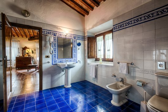 Vicchio, Italy: Bathroom
