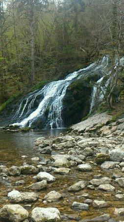 Cascade de Pissieu