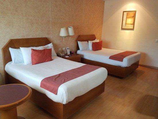 Comfort Inn Monterrey Norte: Beds in room