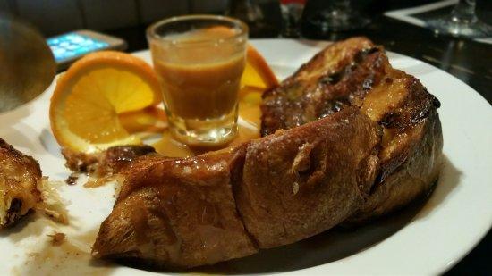 Joliette, Canada: Panattone pain doré