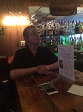 Rhinelander, Wisconsin: Shady Sue herself