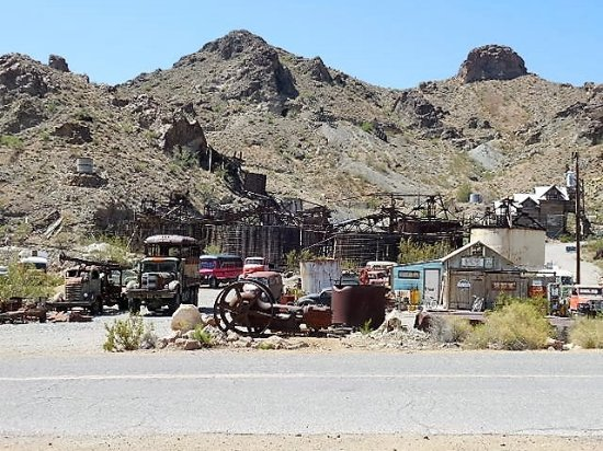 Nelson Nv Ghost Town Picture Of Nelson Ghost Town