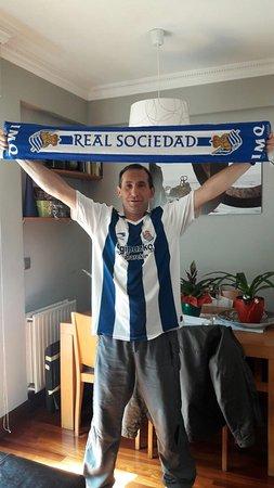 Estadio de Anoeta: Partido contra el Malaga