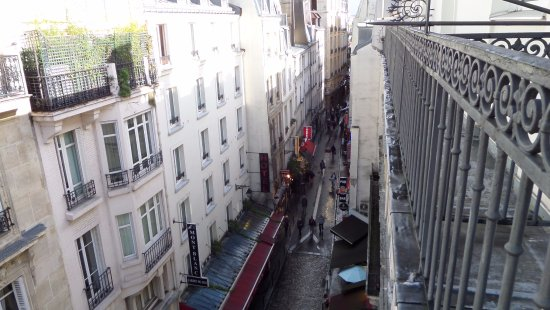 Hotel Albe Saint Michel: Vista a direita