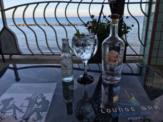 Pioppi, Italien: Lounge Bar La Caupona
