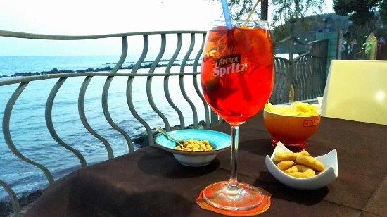 Pioppi, İtalya: Lounge Bar La Caupona