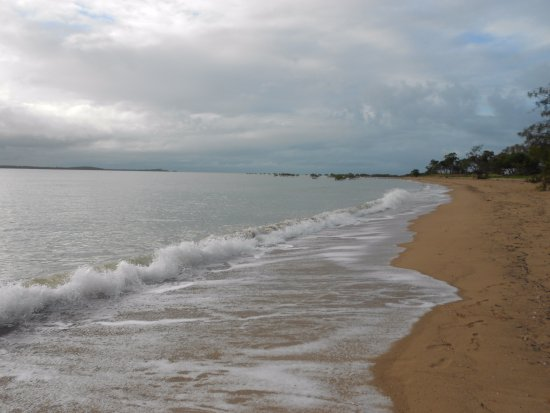 Clairview, Australia: Beautiful beach