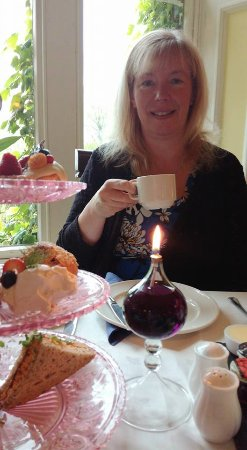 Alyth, UK: Afternoon tea